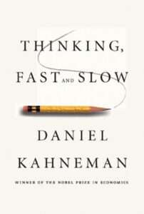 THINKING, FAST & SLOW