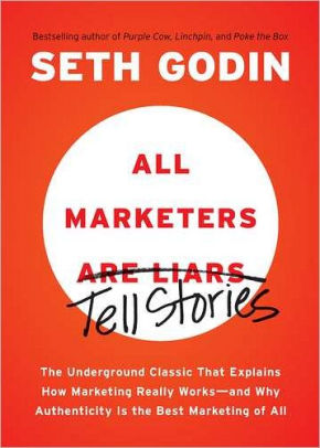 ALL MARKETERS TELLS STORIES