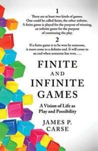 FINITE & INFINITE GAMES – James P. Carse