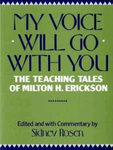 MY VOICE WILL GO WITH YOU