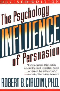 INFLUENCE – Robert B. Cialdini