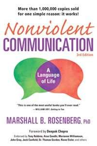 NONVIOLENT COMMUNICATION – Marshall B. Rosenberg