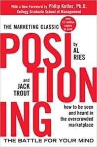 POSITIONING – Al Ries & Jack Trout