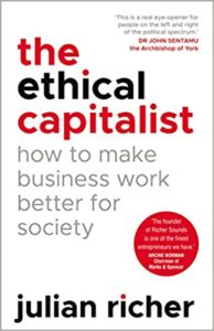 THE ETHICAL CAPITALIST -Julian Richer