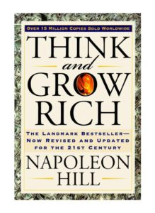 THINK & GROW RICH -Napoleon Hill