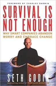 SURVIVAL IS NOT ENOUGH Seth Godin