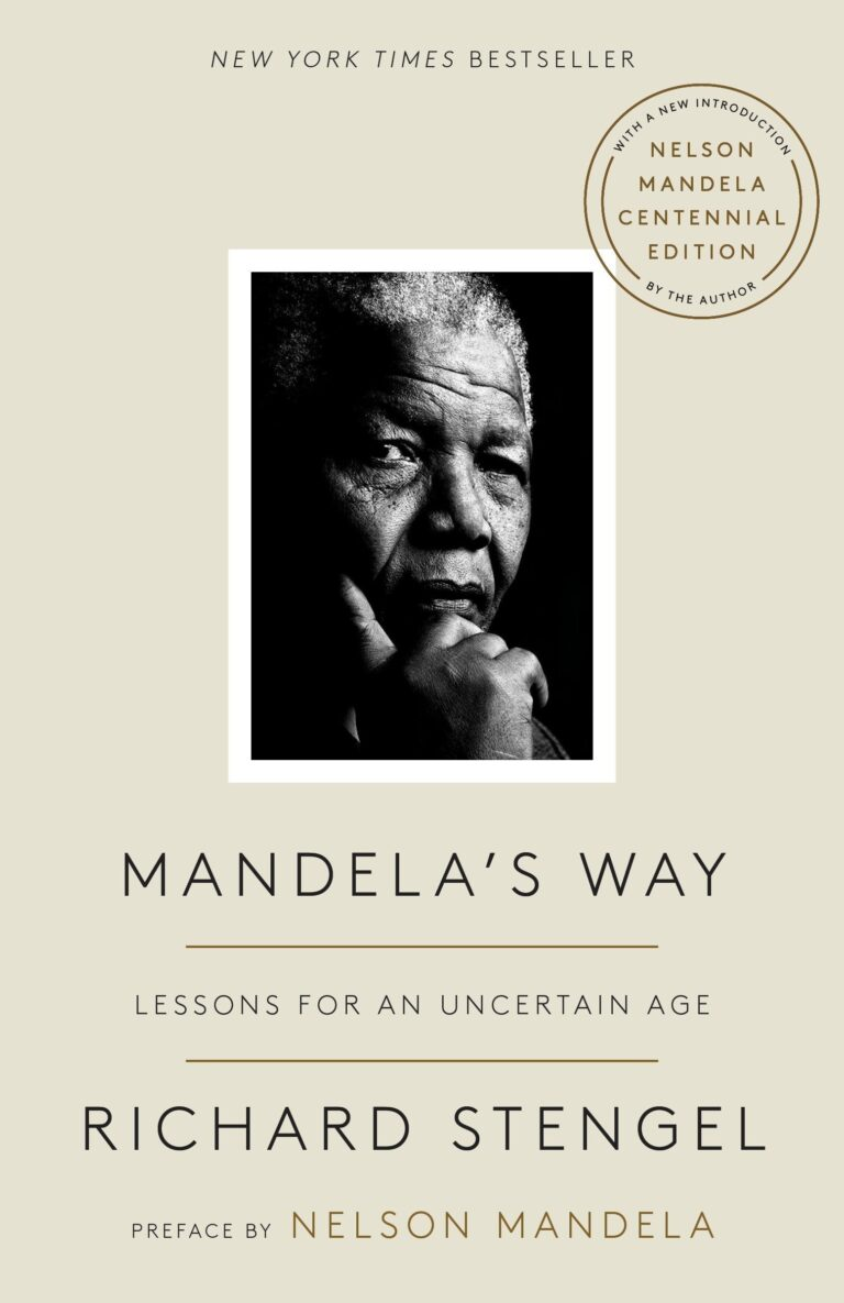MANDELA's WAY – Richard Stengel