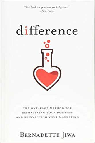 DIFFERENCE – Bernadette Jiwa