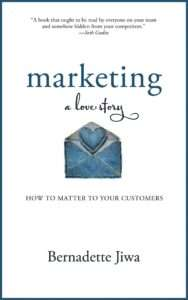 MARKETING A LOVE STORY – Bernadette Jiwa