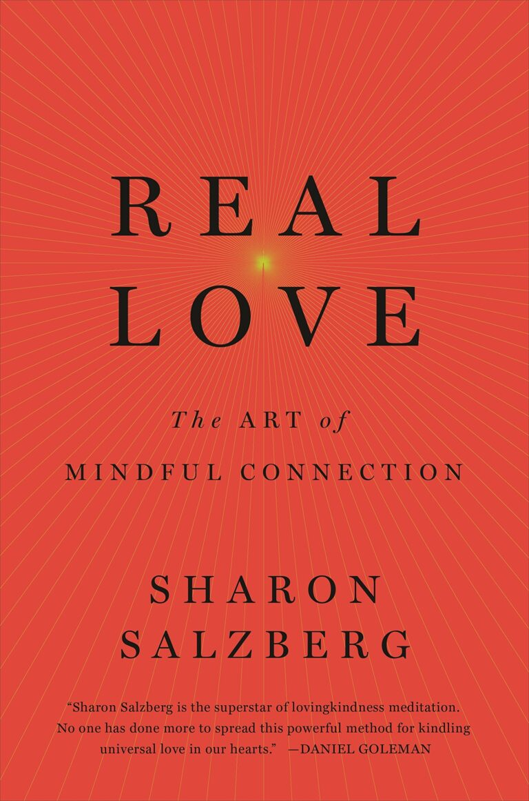 REAL LOVE – Sharon Salzberg