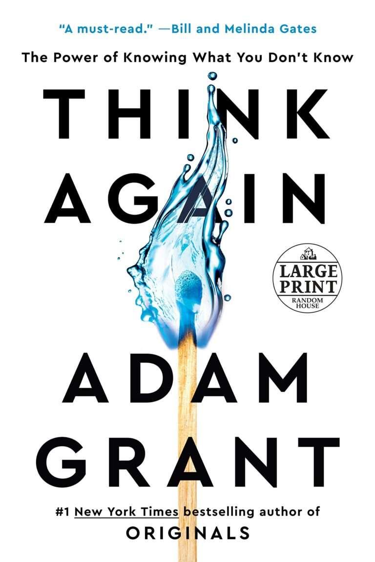 THINK AGAIN – Adama Grants